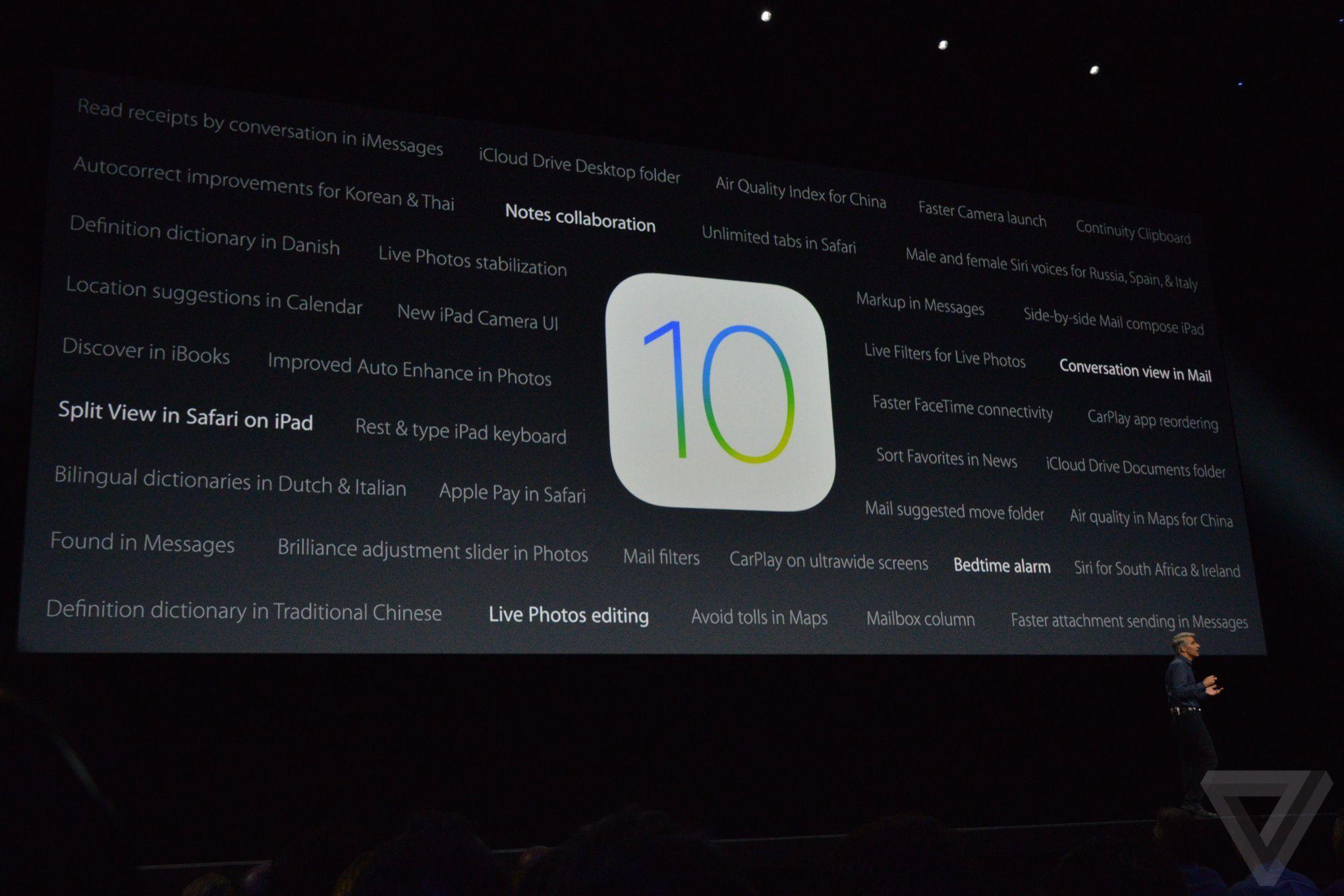 با IOS10 بیشتر آشنا شوید