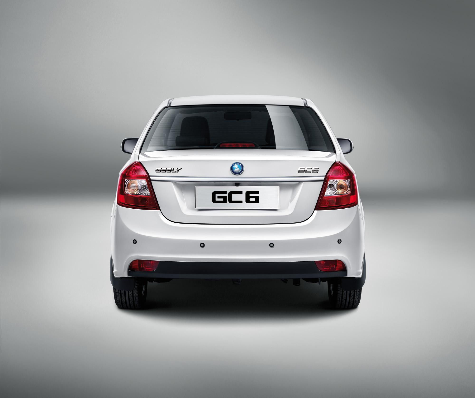 جیلی GC6، تازه وارد بازار ایران