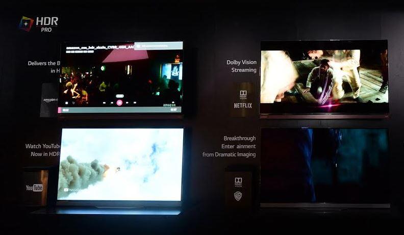 شرکت ال جی پیشرو در تکنولوژی پیشرفته تلویزیون های هوشمند