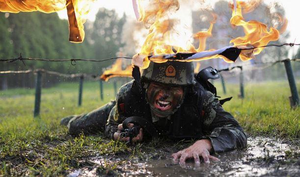 7 تمرین نظامی دیوانه وار در جهان از نگاه زوم شو