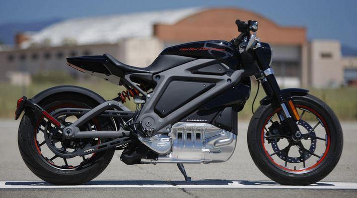 موتور سیکلت های برقی ! محصولی جدید از Harley Davidson