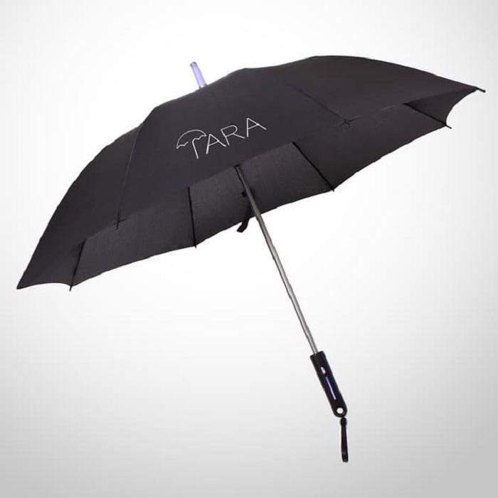 چتری که به شما خواهد گفت چه زمانی آن را با خود حمل کنید!
