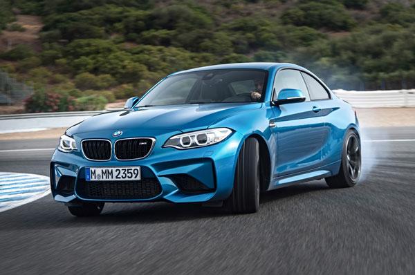 خودرو زیبای BMW M2 2016
