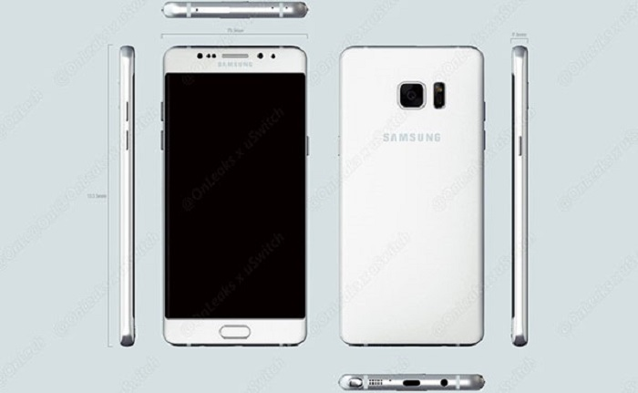 حضور پیش از موعد فناوری / تایید وجود حسگر عنبیه چشم در Galaxy Note 7