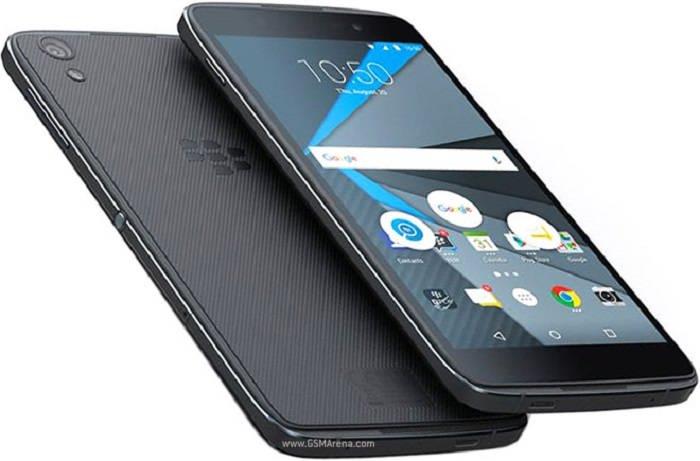 امن ترین گوشی جهان معرفی شد / Dtek50 محصول جدید BlackBerry