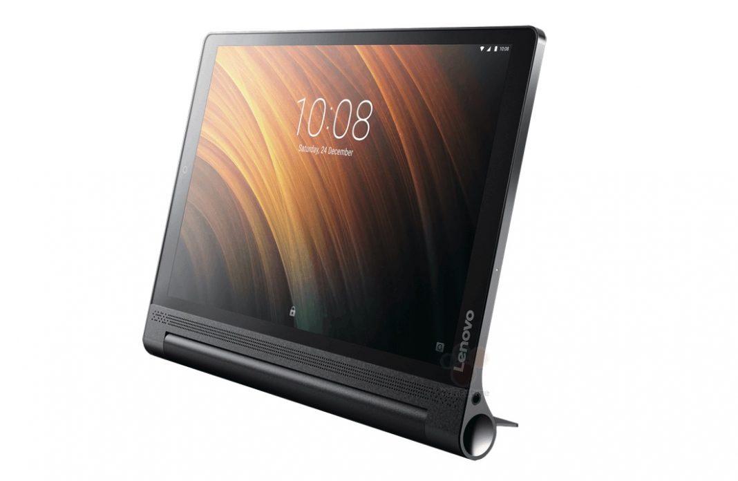 مشخصات تبلت لنوو Yoga Tab 3 Plus منتشر شد