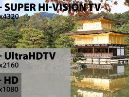 japan 8k tv broadcasting quality