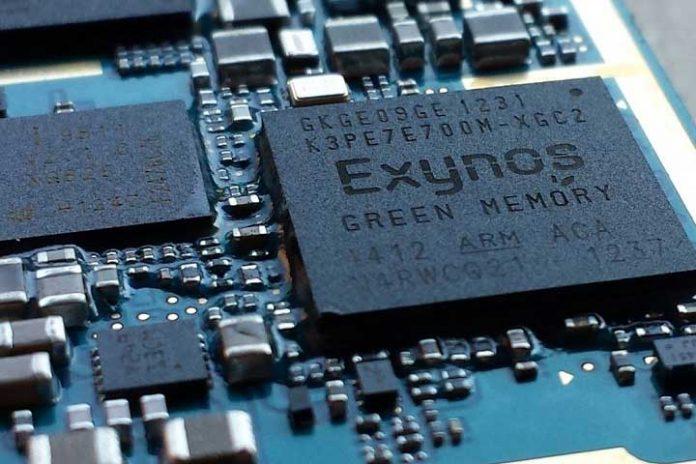 استفاده سامسونگ از تراشه Exynos 8895 با پردازنده گرافیکی Mali-G71 در پرچمدار بعدی خود