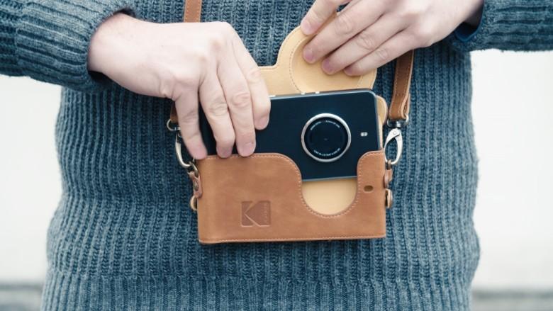 لذت عکاسی با موبایل Kodak Ektra