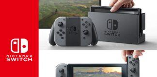کنسول هیبریدی Nintendo Switch معرفی شد