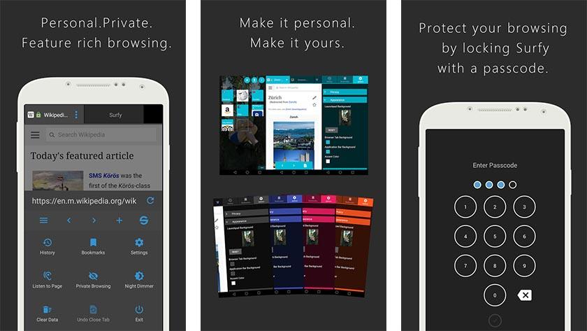 surfy-browser-screenshot