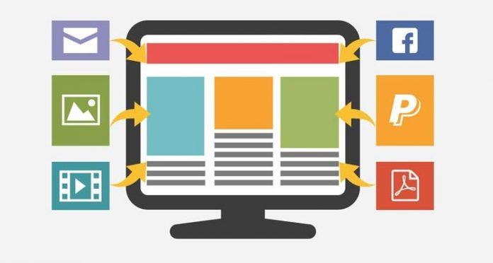 طراحی سایت با کمک سایت سازهای آماده