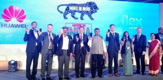 ساخت گوشی های هوشمند Huawei در هند آغاز شد