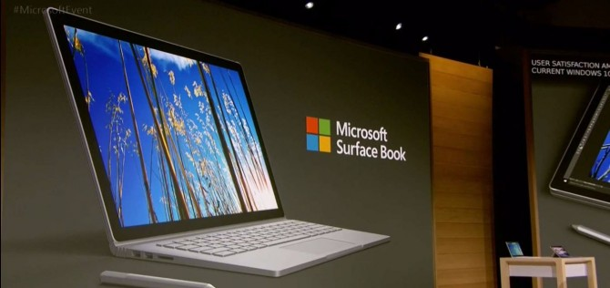 معرفی Surface Book i7