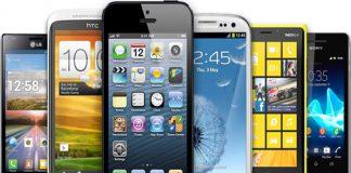 فروش جهانی اسمارت فون ها 6.6 درصد افزایش یافته است