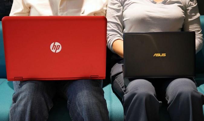 صفحه نمایش لپ تاپ