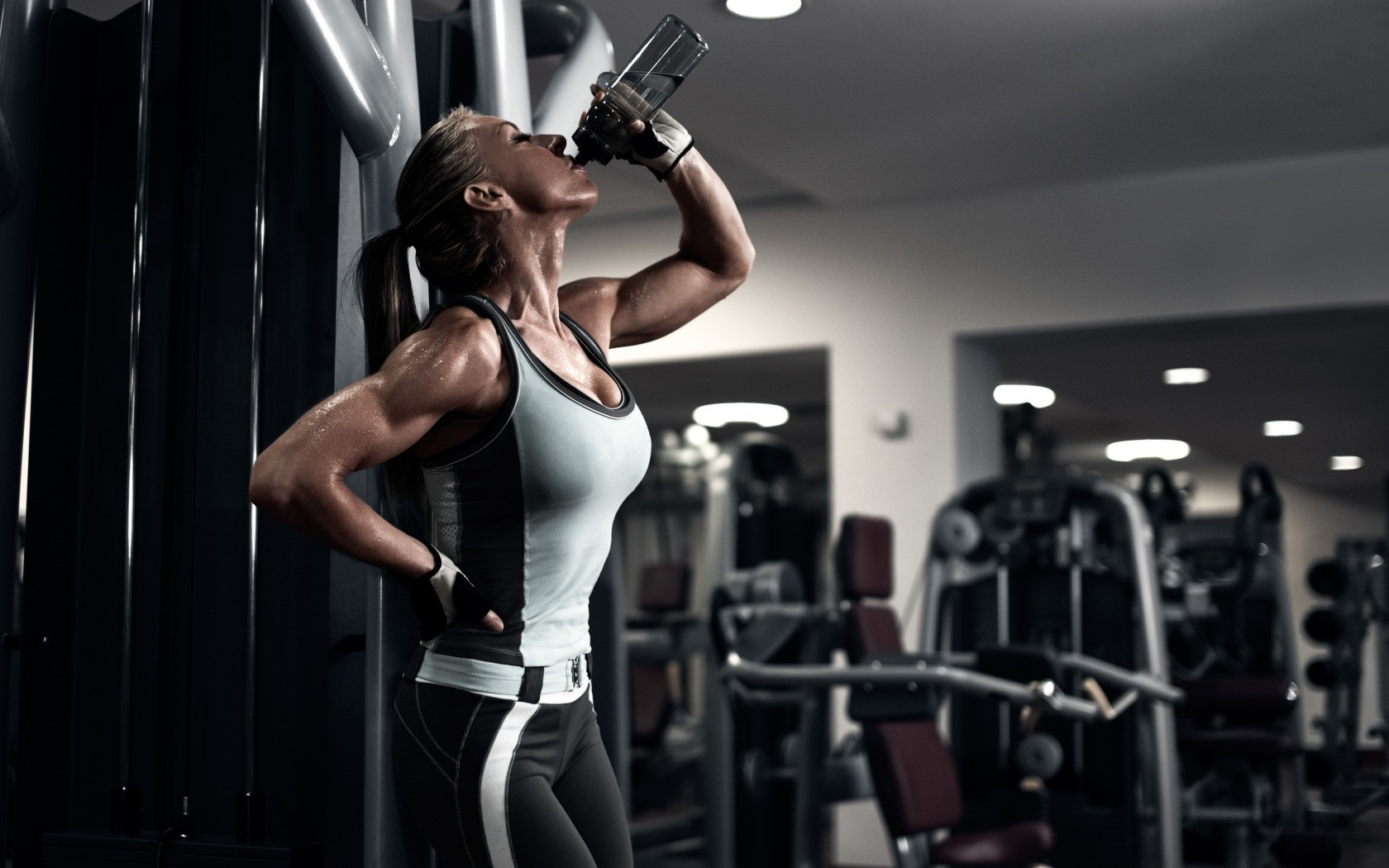 آموزش چربی سوزی با Fitness Tracker