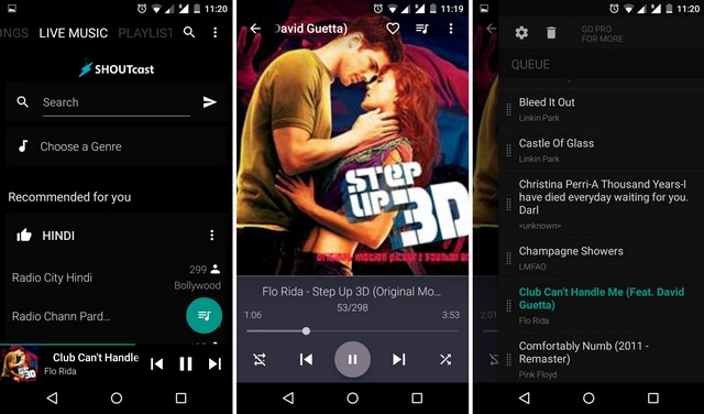 pixel-music-player-android-app