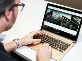 باریکترین لپ تاپ جهان