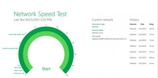 Speed Test