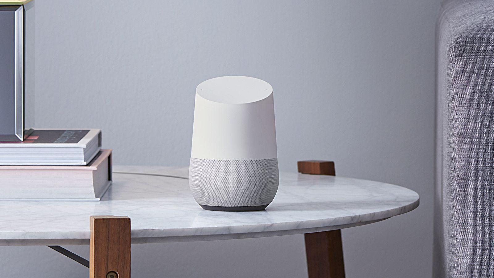 آموزش کامل نصب Google Home