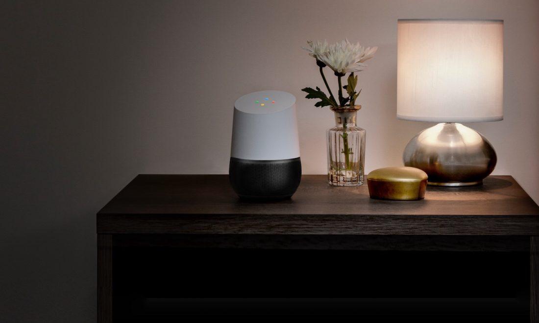 آموزش مقدماتی Google Home
