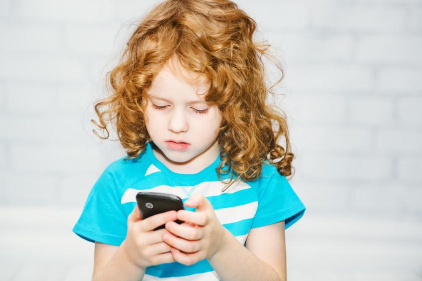 محدود کردن گوشی برای کودکان