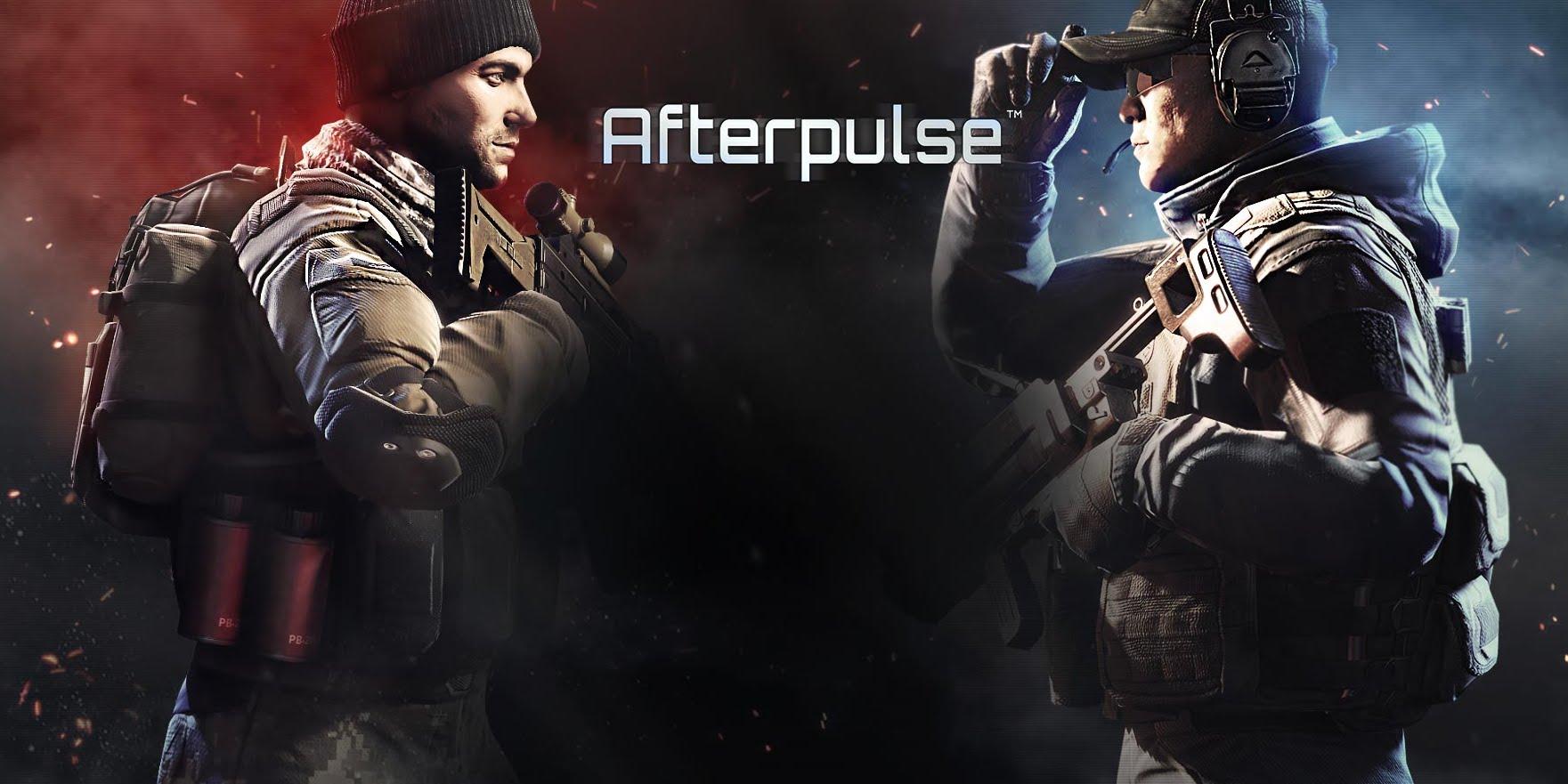 معرفی بازی اکشن Afterpulse ( اندروید )