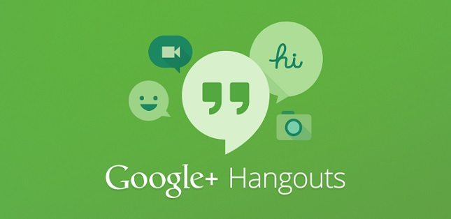 اضافه شدن GIF Keyboard به HangOuts
