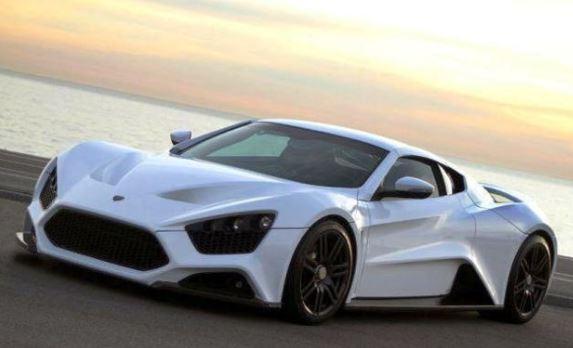خودرو گرانقیمت new ZENVO ST۱