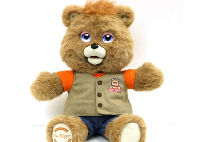 تدی خرس