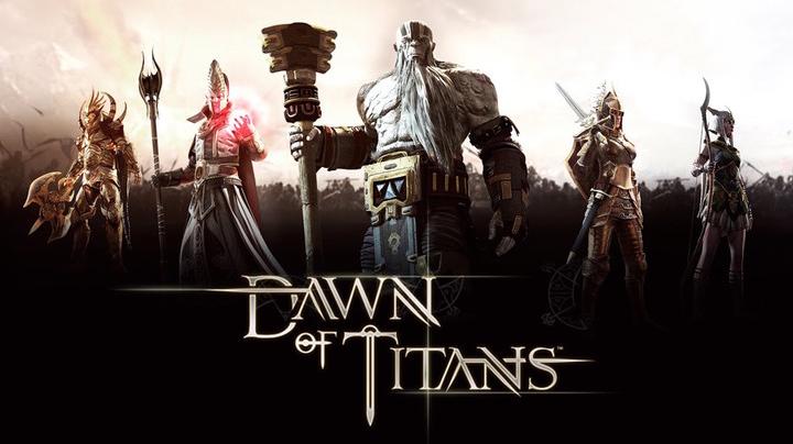 Dawn of Titans یک بازی استراتژیک و اکشن