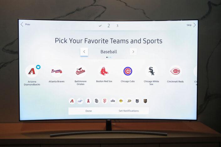 سامسونگ و سه سرویس جدید برای تلویزیونهای هوشمند