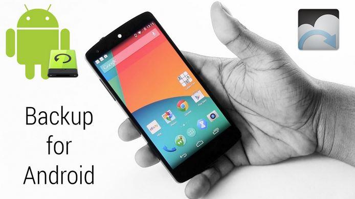 بکاپ گرفتن از اندروید برای جلوگیری از بین رفتن اطلاعات در گوشی های هوشمند