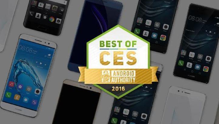 هواوی از نگاه Android Authority برترین تولیدکننده گوشی هوشمند در سال 2016 معرفی شد