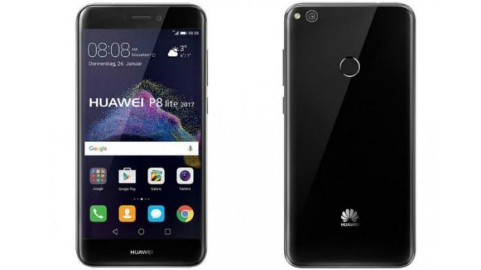 جدیدترین گوشی هوشمند هواوی با نام Huawei P8 lite 2017