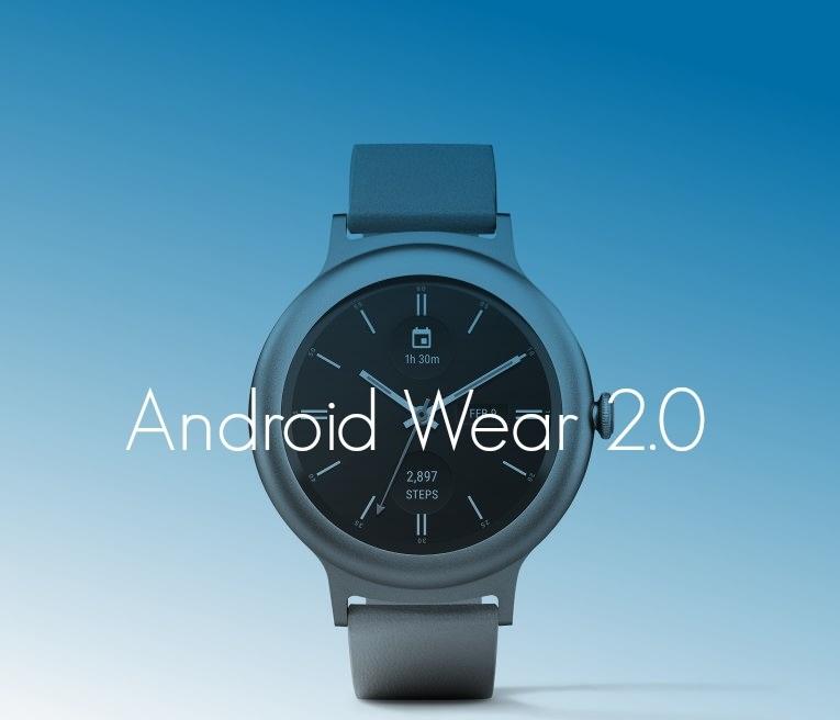 گوگل به طور رسمی اندروید wear 2.0 را منتشر کرد