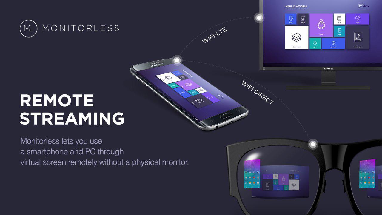 پروژههای جدید واقعیت مجازی Samsung در کنگره موبایل 2017 ارائه شد