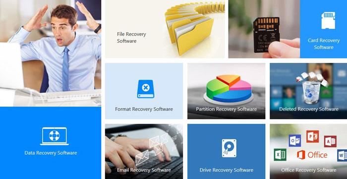 نرم افزار ریکاوری EaseUS ابزاری کاربردی برای داده های حذف شده !
