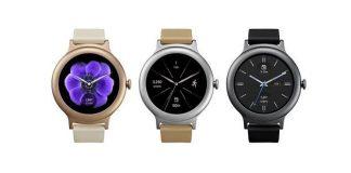 ساعت هوشمند ال جی و گوگل