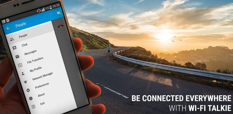 اتصال صوتی اندروید ، iOS و ویندوز به کمک اپلیکیشن های واکی تاکی