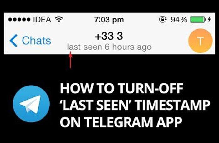 چطور در تلگرام آنلاین نباشیم ؟