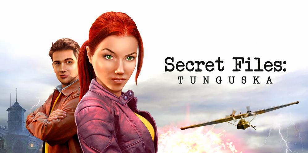 تنها تا 20ام آوریل فرصت دارید تا رایگان Secret Files: Tunguska را دانلود کنید