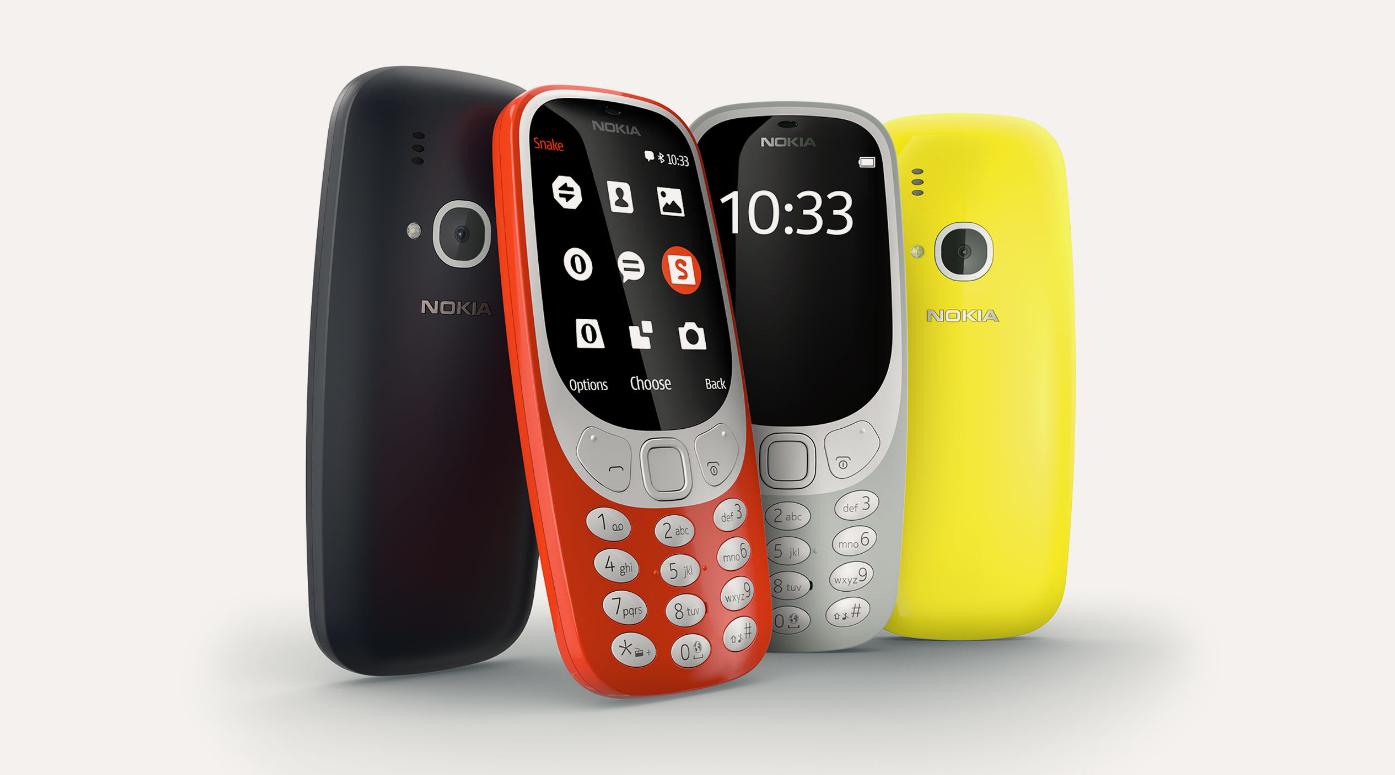 نوکیا 3310 گران تر از هفته آینده وارد بازار اروپا می شود