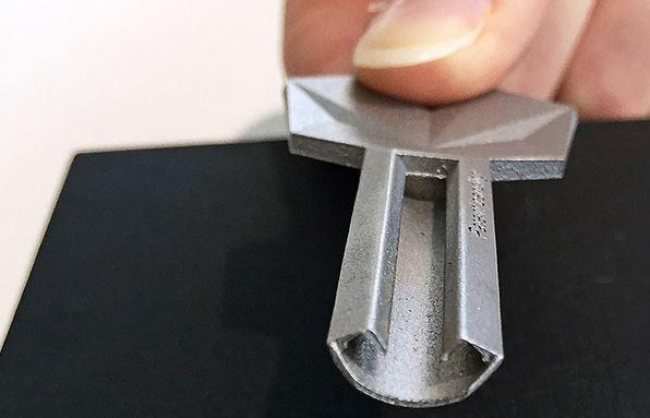 عجیب ترین کلید جهان که قابل کپی نیست