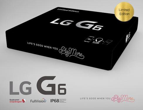 بررسی تخصصی ال جی G6