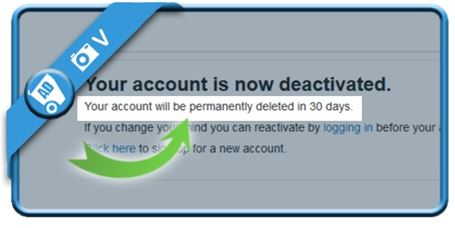 حذف اکانت توییتر