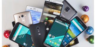 پرفروش ترین گوشی های 2017