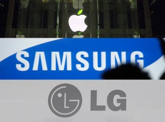 بررسی گوشی های سامسونگ اپل و ال جی