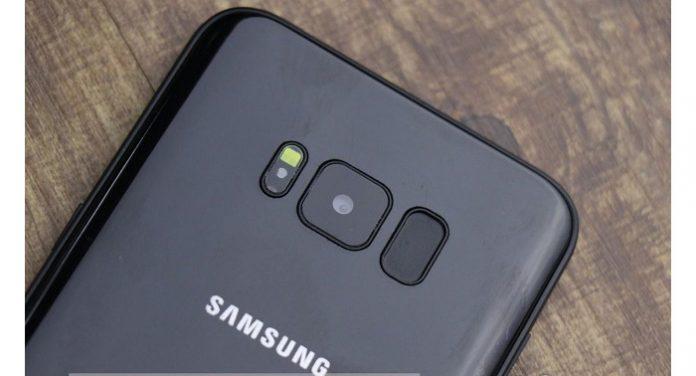قفل اثرانگشت برای برای گلکسی S8